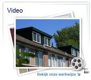 Video dakkapel plaatsen